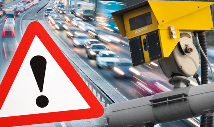 d3fa859dae UK motorway gets new speed cameras that never switch off  Drivers face  stricter fines