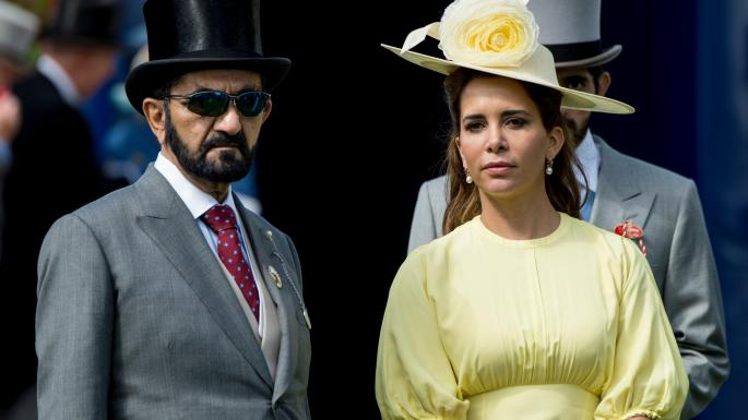 Fraught private life of Dubai's ruler Sheikh Mohammed | News | The Times