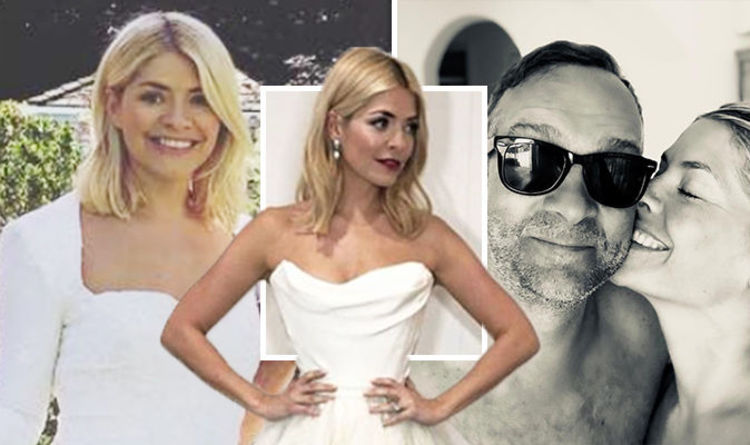 Holly Willoughby Husband This Morning Star Opens Up On Realising Feelings For Dan Baldwin Celebrity News Showbiz Tv Express Co Uk
