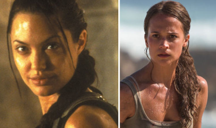 Tomb Raider Movie 2018 Why Angelina Jolie Does Not Have A Lara