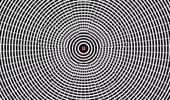 Hallucinogenic Image From Mind Bending Video