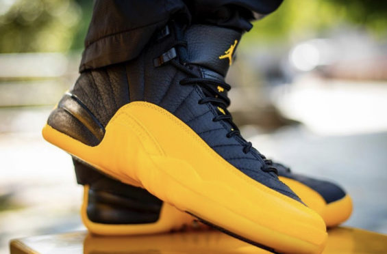 Air Jordan 12 University Gold Set To Release In July