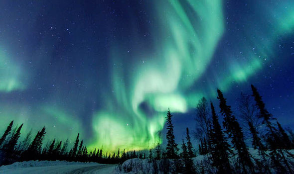 Good The Spectacular Northern Lights Could Be Visible ... Great Ideas
