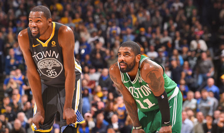 af129518303d NBA news   Everybody thinks Durant and Irving are coming to the New York  Knicks