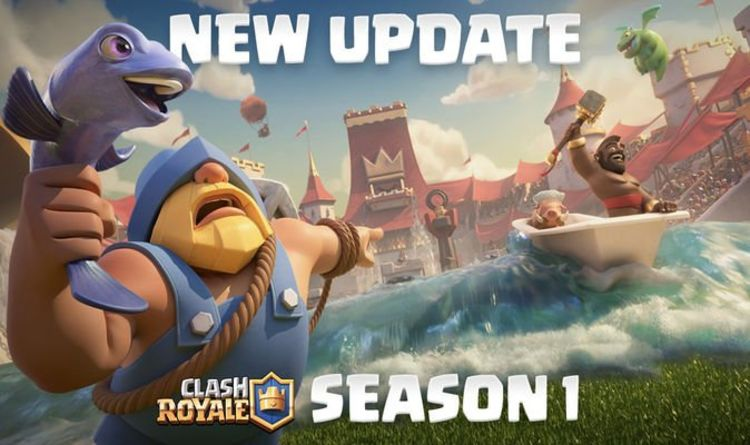 Clash Royale UPDATE: New July 2019 download includes Pass Royale