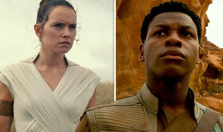 Star Wars The Rise Of Skywalker Finn Star John Boyega Dismantles That Rey Theory Films Entertainment Express Co Uk