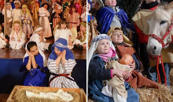 Children S School Nativity Could Be Replaced