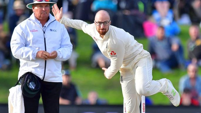 Jack Leach: The thing with me is there's always a tough time