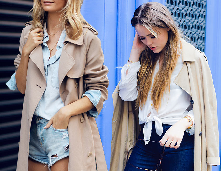 e62bfa2d7f694 The Anatomy of a Trench Coat: How To Wear It | Fashionisers©