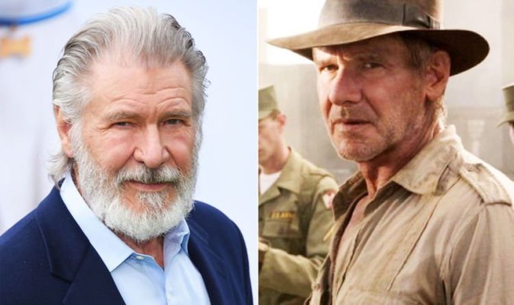 Indiana Jones 5 SHOCK: Harrison Ford shares very SURPRISING update