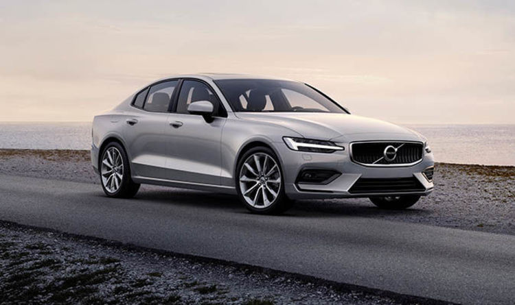 Volvo S60 2019 Revealed Here S When You Can Get One In The Uk And How Much It Could Cost