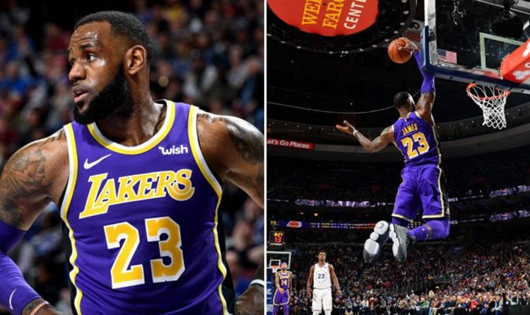 Los Angeles Lakers star LeBron James SLAMMED amid serious row claims -   drama HAS to end  f5cd8701e