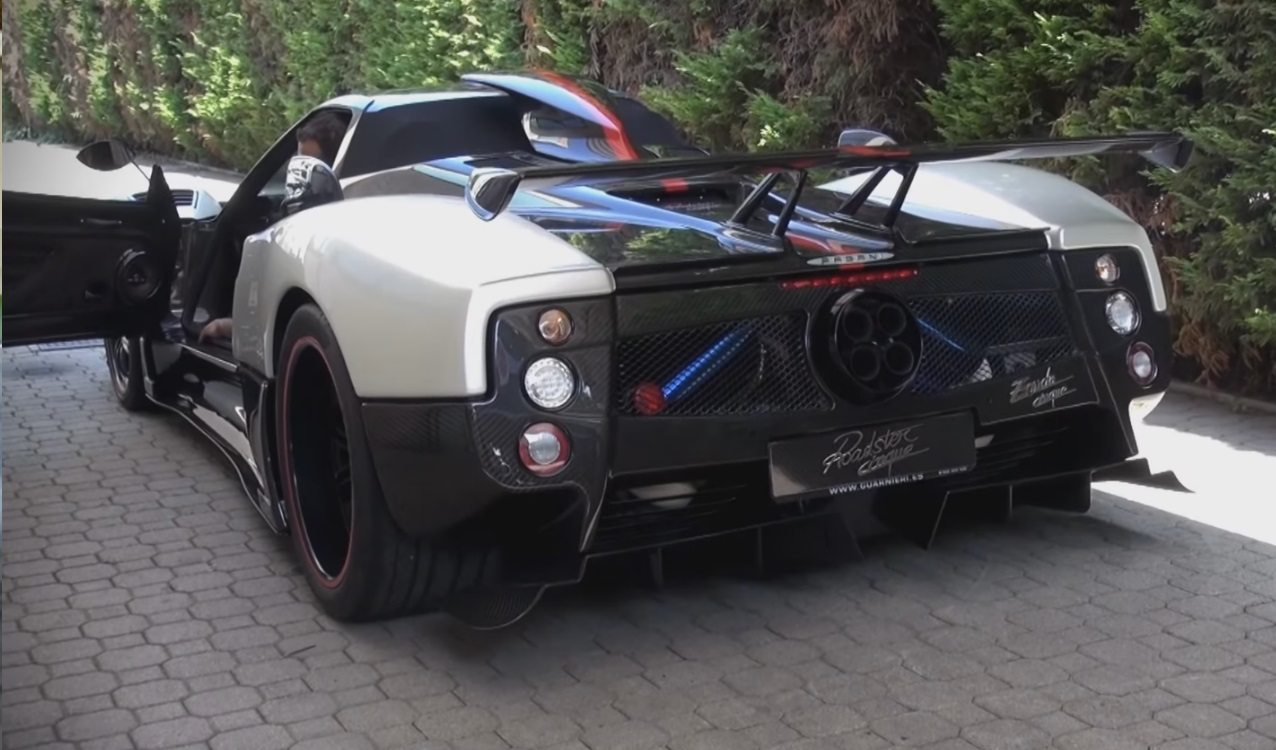 Supercar And Hypercar Rev Off Which Sounds The Best