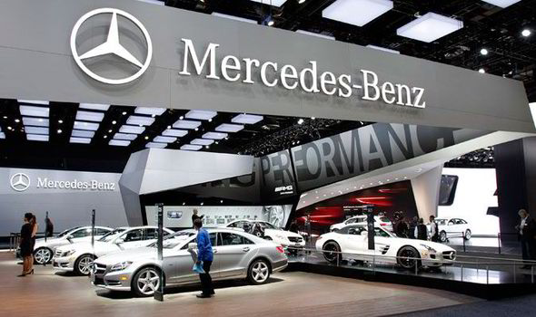 TI Automotive Provides Nearly All The Fuel Tanks For Mercedes Benz Cars