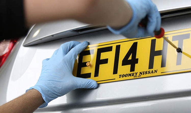 Number plates 2018 - When new DVLA plates come in and why you SHOULD