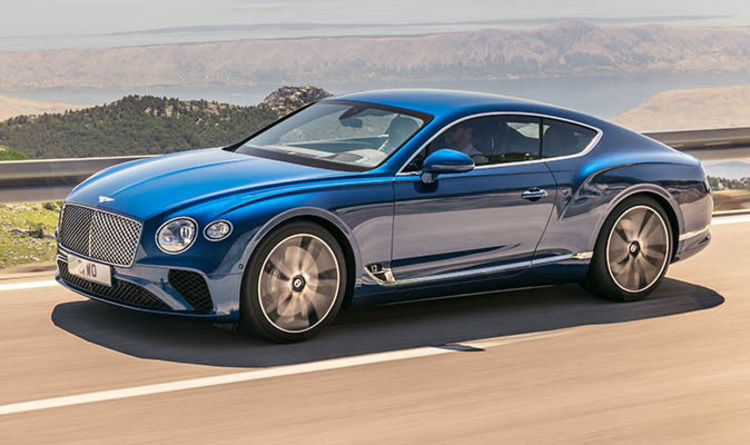 All New Bentley Continental Gt 2018 Revealed Sd Pictures Specore