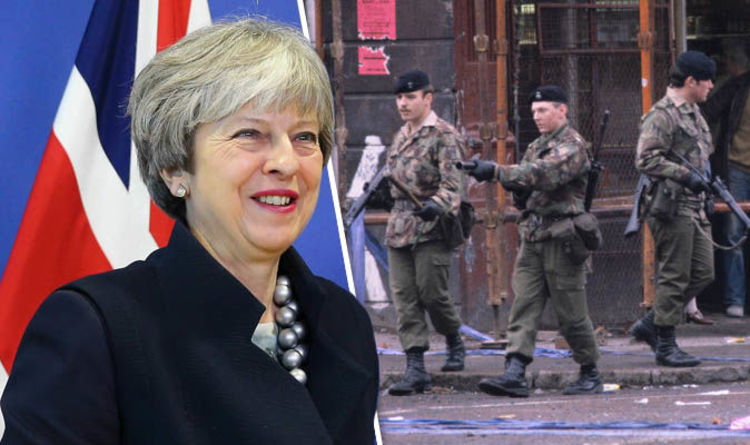 What Is The Good Friday Agreement Brexit Implications Uk News