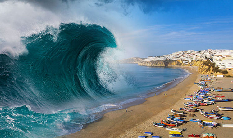Mega-tsunami could destroy tourist hotspots in Spain and Portugal