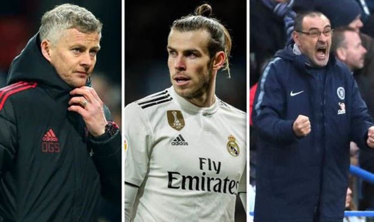 6de1850fb Real Madrid want Gareth Bale to join Chelsea... but player wants Man Utd  transfer - Inda
