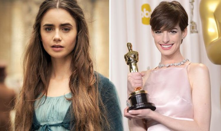 Les Miserables On BBC How Did Lily Collins Prepare For Fantine Role