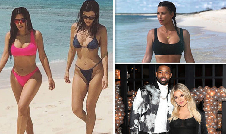 Vibes' Kardashian For Kim Bikini InstagramStar 'positive In Begs hotdrxBsQC