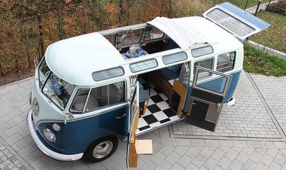 463cd9ffbf Volkswagen campervan set to become the most expensive in Britain at ...