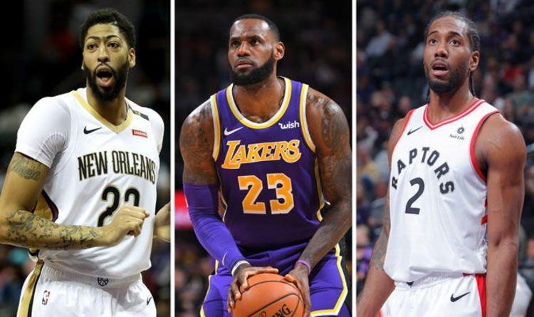 LeBron James  Former NBA star makes Anthony Davis and Kawhi Leonard to  Lakers claim 21f595586