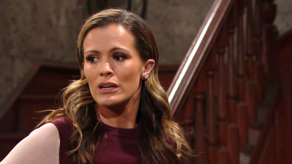 The Young And The Restless Spoilers Here S Why Chelsea Is Choosing Adam Over Nick Daily Soap Dish