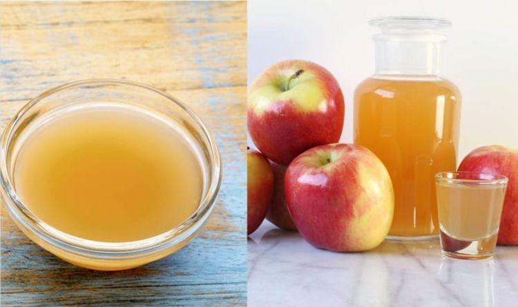 Apple cider vinegar: When should you drink Apple cider vinegar - in the  morning? | Express.co.uk
