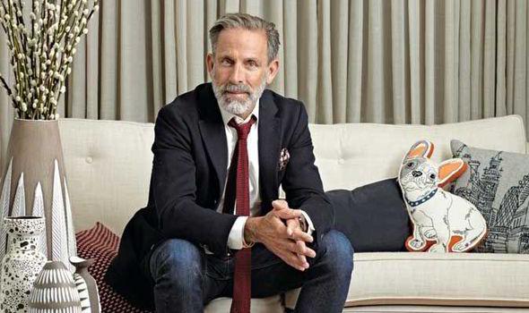Designer Ben De Lisi On Fashion Secrets Julianne Moore Jude Law And Michael Kors Express Co Uk