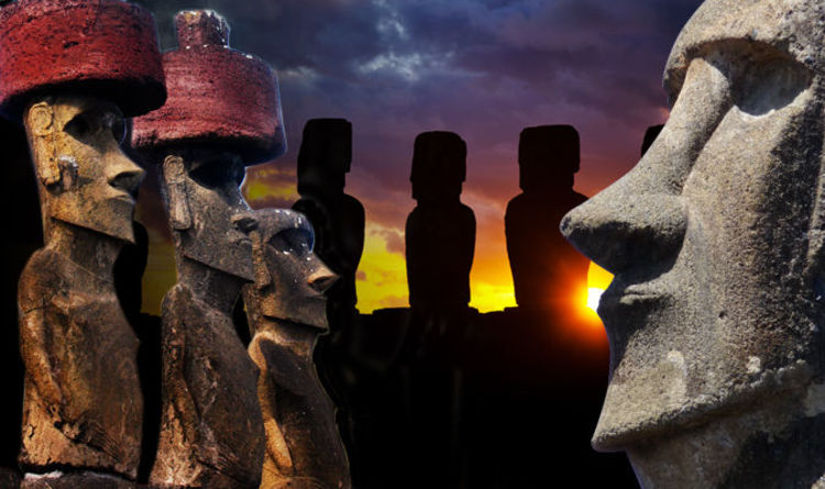 Easter Island statues mystery SOLVED: Stone heads' secrets