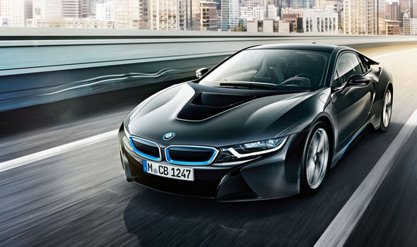 8 reasons why the BMW i8 is a must-have car | Express.co.uk