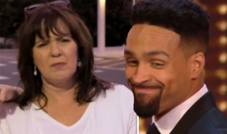 0cef3c46999 The All New Monty: 'WOAH there' Coleen Nolan snaps at Ashley Banjo over  worrying reveal