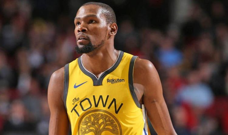 Kevin Durant will NOT join LeBron James at Lakers because of Steph Curry  issue at Warriors 90ddf9581