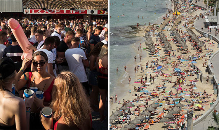 Majorca TOURIST CRACKDOWN: Palma 'being RUINED' as city sets LIMIT on  number of tourists