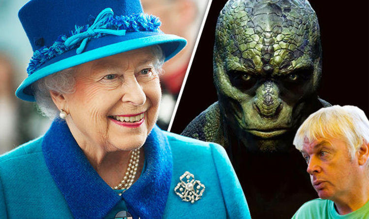 David Icke explains his infamous theory why 'Queen IS a shape