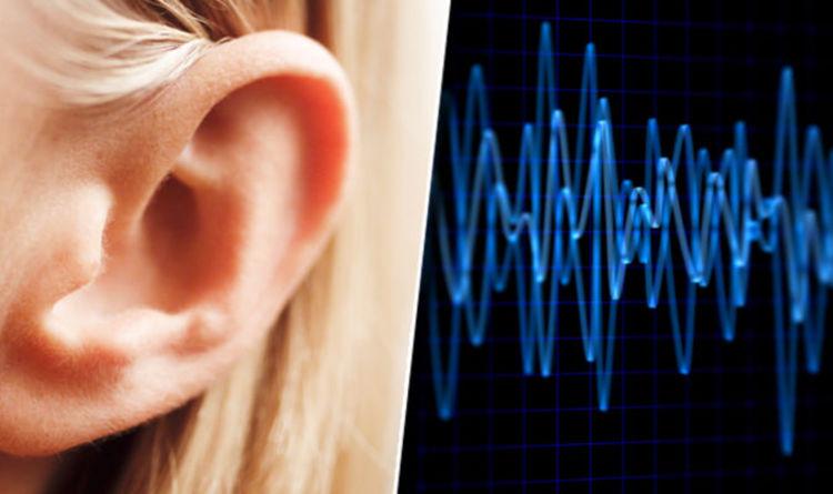 Hearing loss symptoms: Ear tinnitus described as 'ringing in