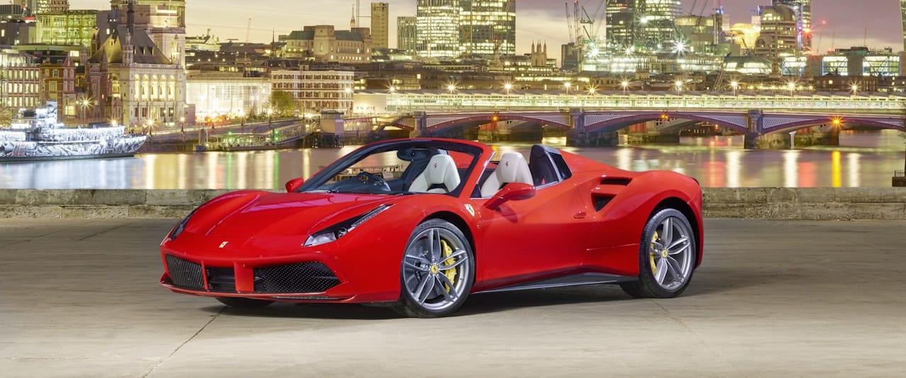 Ferrari 488 Spider Why To Buy