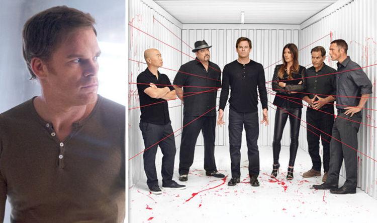Dexter cast dating
