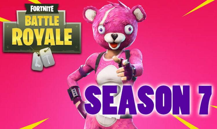 fortnite season 7 when is fortnite season 7 release date when does season 6 end - date sortie saison 3 fortnite
