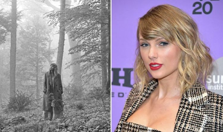 Taylor Swift New Album Folklore