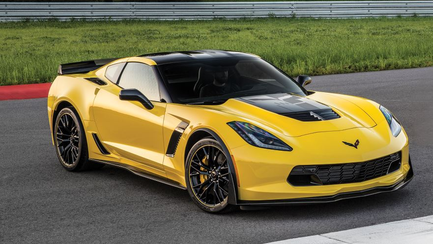 2017 Chevorlet Corvette Z06 C7 R Edition Price Review Photos And Specs
