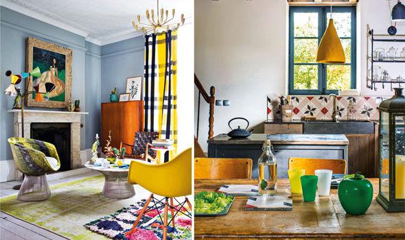 Modern retro home design 2016 | Express.co.uk
