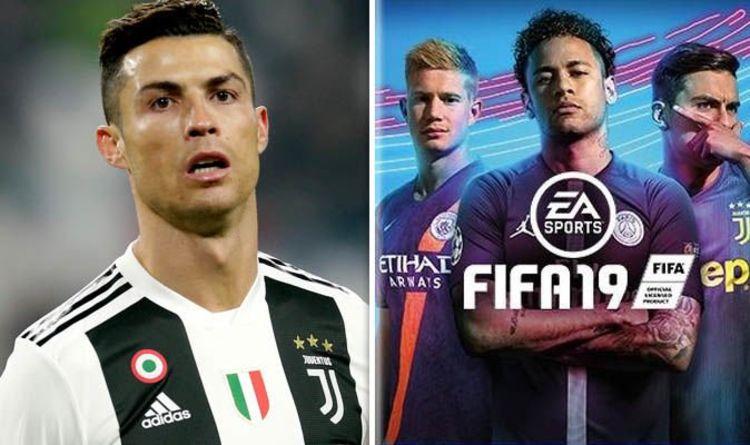 45fb22397c7 Cristiano Ronaldo  EA explain why Juventus star has been taken off FIFA 19  cover
