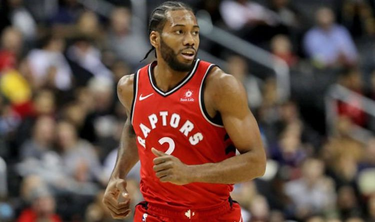 NBA trade news  Kawhi Leonard prefers two teams to Lakers in free agency -  reports df8db2c7f