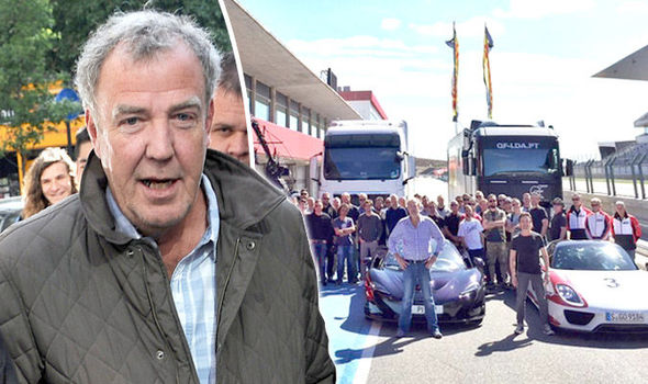Jeremy Clarksons Old Top Gear Crew Being Poached For New Amazon - Car show on amazon