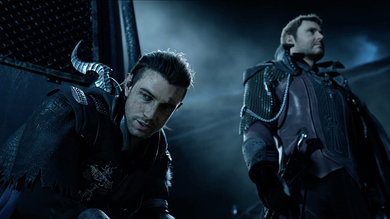Kingsglaive Final Fantasy Xv Trailer Released Cgmagazine