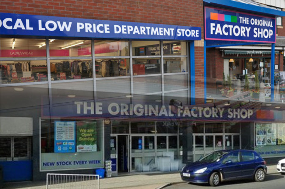 The Original Factory Shop To Shut 32 Stores Full Closure List Here