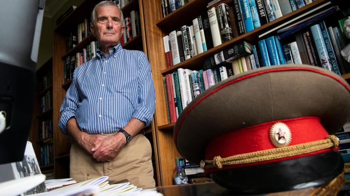 Edinburgh festivals: Cold War secrets of a small town that