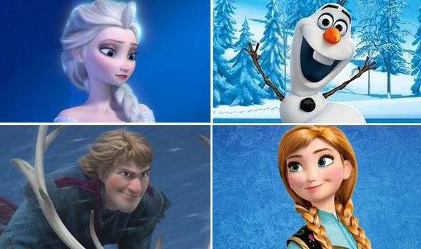 disney frozen quiz which character from frozen are you express co uk